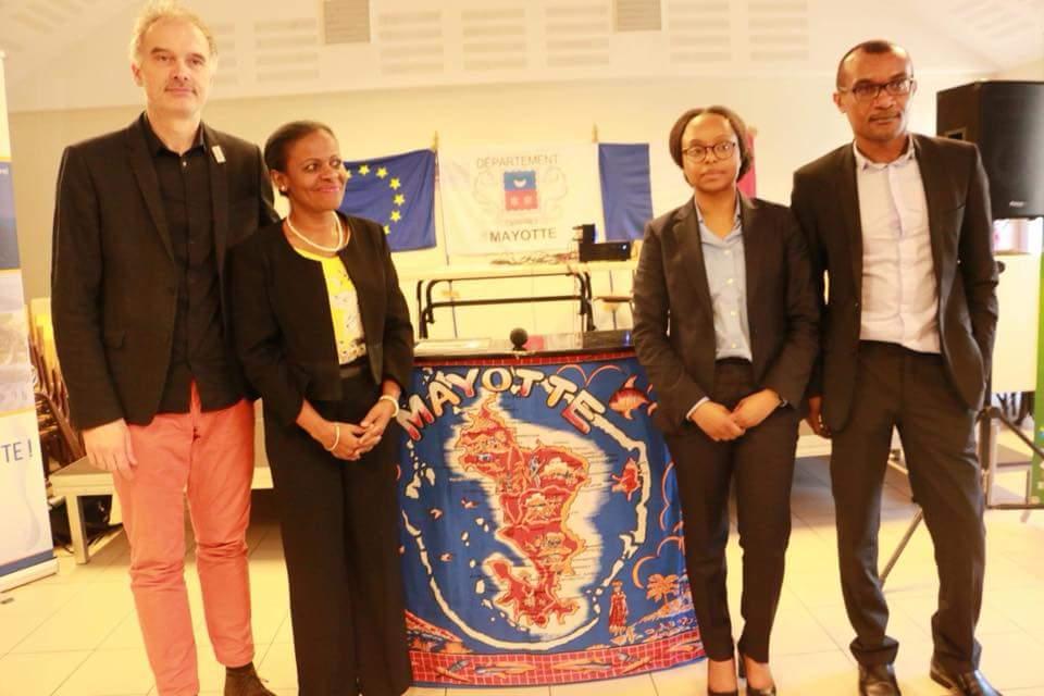 Une nouvelle page de l'histoire de Mayotte dans l'Hexagone s'est écrite