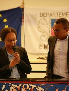 Mayotte et vous : Cansel Nourdine Bacar