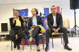 Mayotte & vous conférence débat avec Mme Anchia Bamana