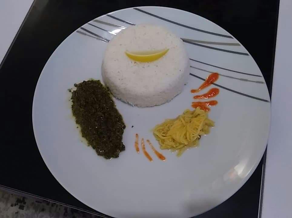 Brède manioc (Feliki Mataba)
