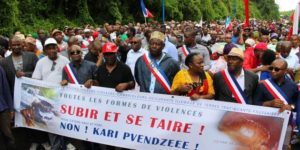 Gilets Jaunes Mayotte : lettre ouverte à Madame la ministre Annick Girardin